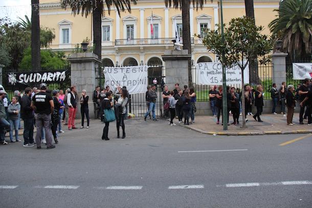 Manifestations de soutien à Paul-André Contadini : La mobilisation continue à Ajaccio