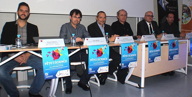 Fête de la Science : Les trois coups à l'université de Corse