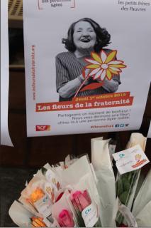 Ajaccio lutte contre l'isolement lors de la journée internationale des personnes âgées