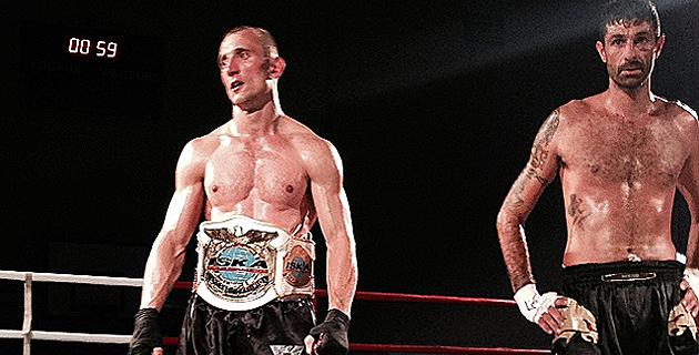 Kick Boxing à Calvi : La ceinture mondiale pour le Français Tristan Benard