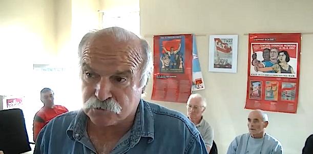 Les 120 ans de la CGT fêtés en Haute-Corse