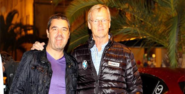 Ari Vatanen était là