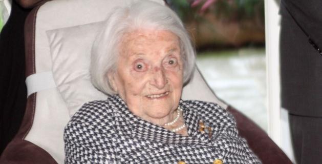 La doyenne de Calvi, Michelle Morucci s'est éteinte à l'âge de 101 ans et 8 mois