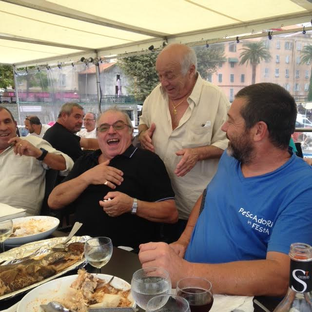 "Ajaccio : ""I Pescadori in Festa"" à l'abordage du Poséidon"