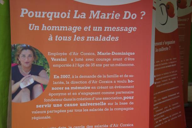 Ajaccio : Une deuxième journée placée sous le signe de l'émotion pour la Marie-Do