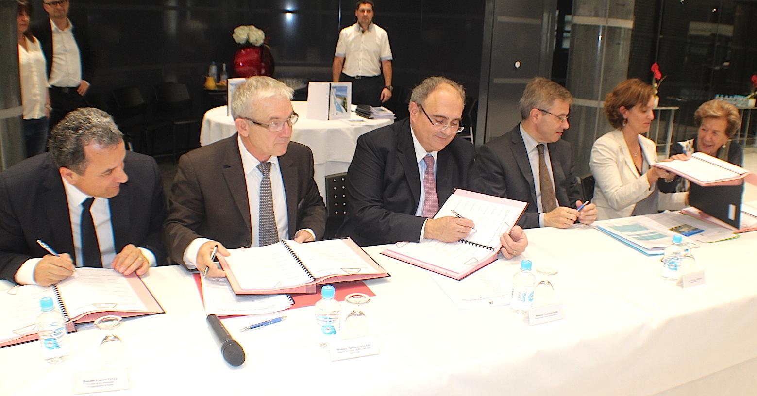 Un contrat d'étang pour atteindre les objectifs du Sage de l'étang de Biguglia