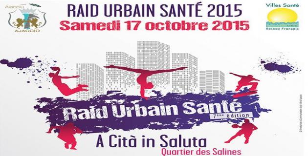 Le raid urbain santé d'Ajaccio aura lieu le 17 octobre