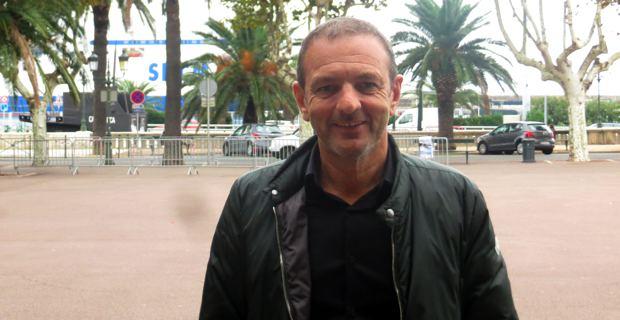 François Padrona, gestionnaire de deux centres Leclerc à Ajaccio et PDG de la Corsica Marittima.