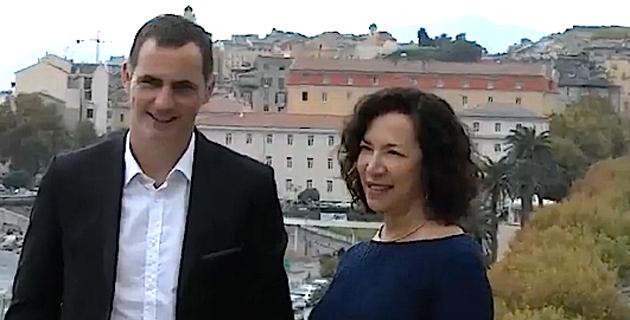 Visite protocolaire de la consule des Etats Unis à Bastia