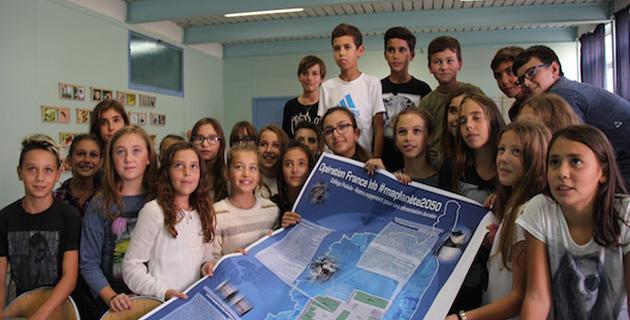 Ajaccio : La 6ème CLEDD des Padule se mobilise pour la COP21