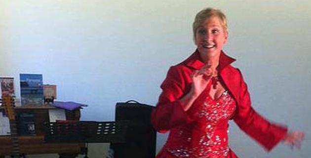 Diane Coutteure soprano lyrique comédienne