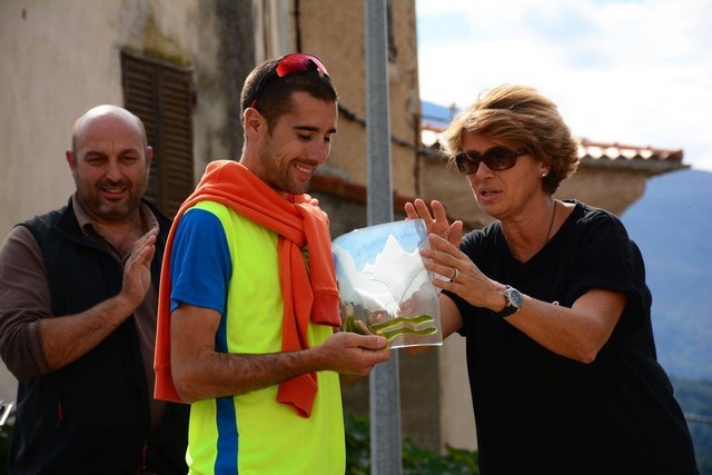 "Lambert Santelli ""intouchable"" remporte le 1er Trail E Cinque Pieve Natura Balagne"