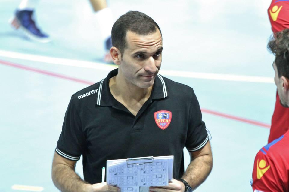 """Frédéric Ferrandez (GFCA volley) : """" On rêve toujours d'une coupe d'Europe"""""""