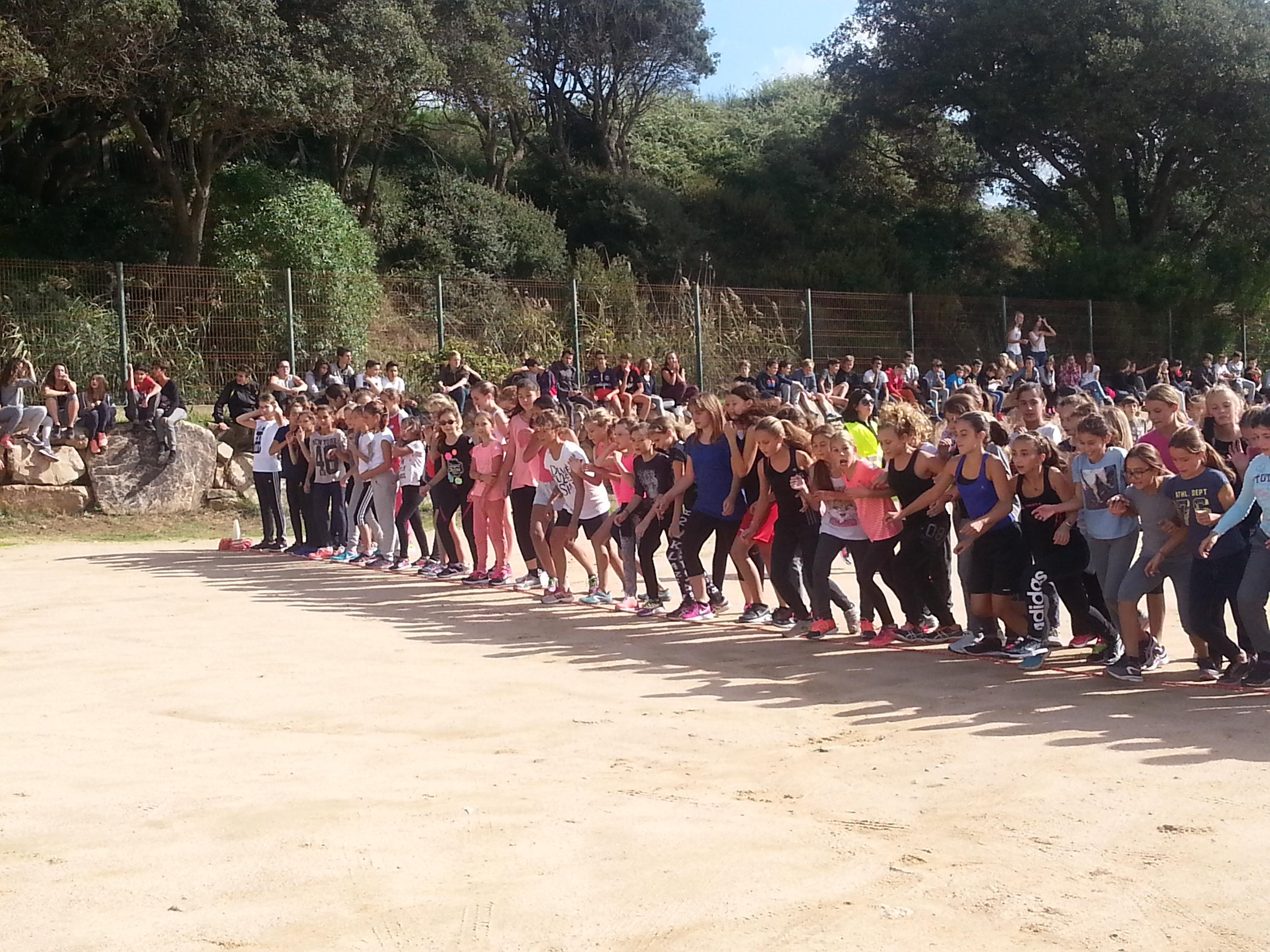 Cross du collège de Porticcio : 420 participants pour la seconde édition