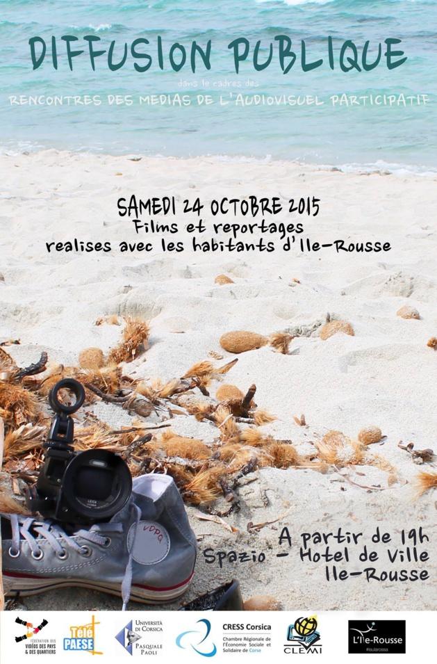 Web TV en séminaire à L'Ile-Rousse