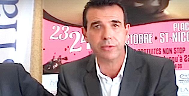 """Paul Pierinelli : """"Le Salon du chocolat est économiquement important pour Bastia"""""""