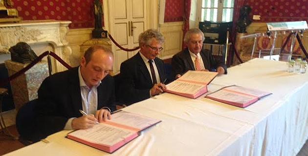 Convention de partenariat Mairie d'Ajaccio-Gestion Publique Locale : Pour mieux faire face aux enjeux