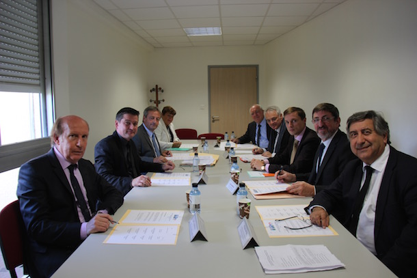 Ajaccio : Les Caisses d'Allocations Familiales de Corse matérialisent leur collaboration avec l'Etat