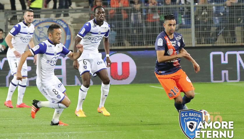 Nouvelle défaite pour le Sporting à Montpellier