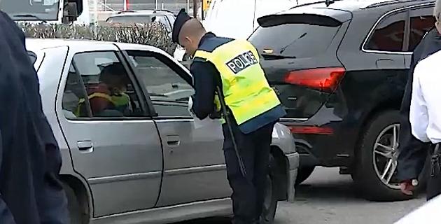 Haute-Corse : immobilisation administrative des véhicules des conducteurs dangereux !