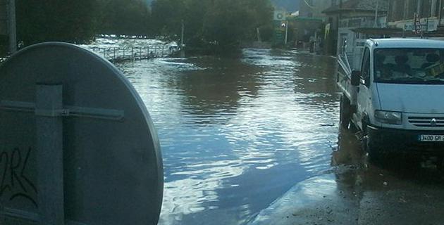 Reconnaissance de l'état de catastrophe naturelle pour 61 commune de Haute-Corse