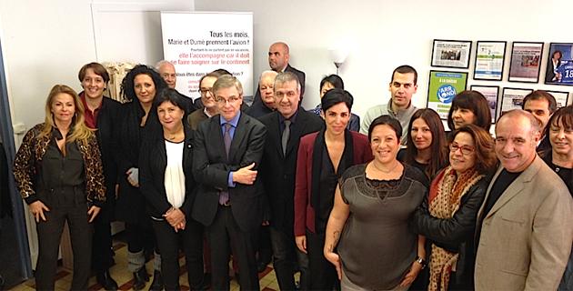 L'association INSEME ouvre un bureau d'information et d'accompagnement à Bastia