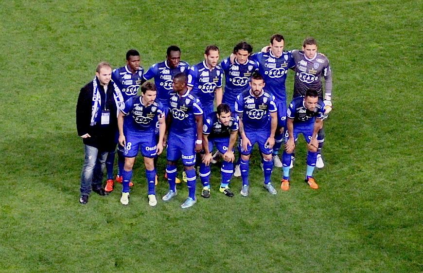 Le Sporting de Bastia : Juste fait fait face à Caen !