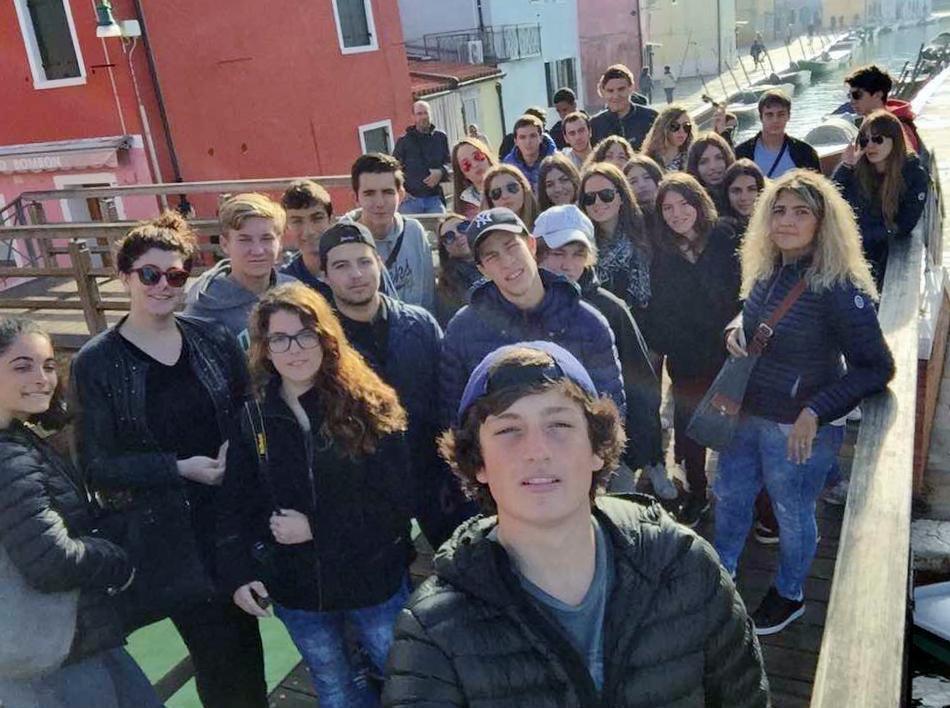 """""""Venezia la Serenissima !"""" pour les éléves du lycée de Balagne"""