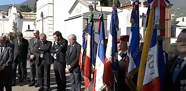 Jour des Défunts au cimetière de Bastia : Les cérémonies en vidéo