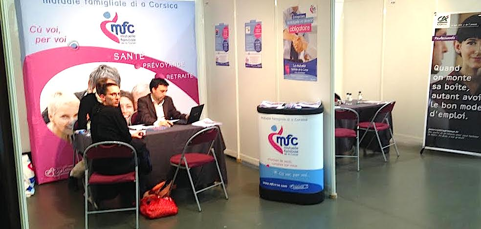 2e Salon de l'entreprenariat  d'Ajaccio : Une autre façon d'aborder la crise…
