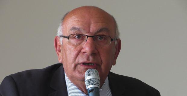 Pierre-Marie Mancini, conseiller général du canton de l'île Rousse, maire de Costa, président de l'Association des maires de Haute-Corse.