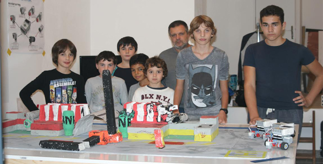 International Robotic Challenge : C'est la Corse qui gagne !