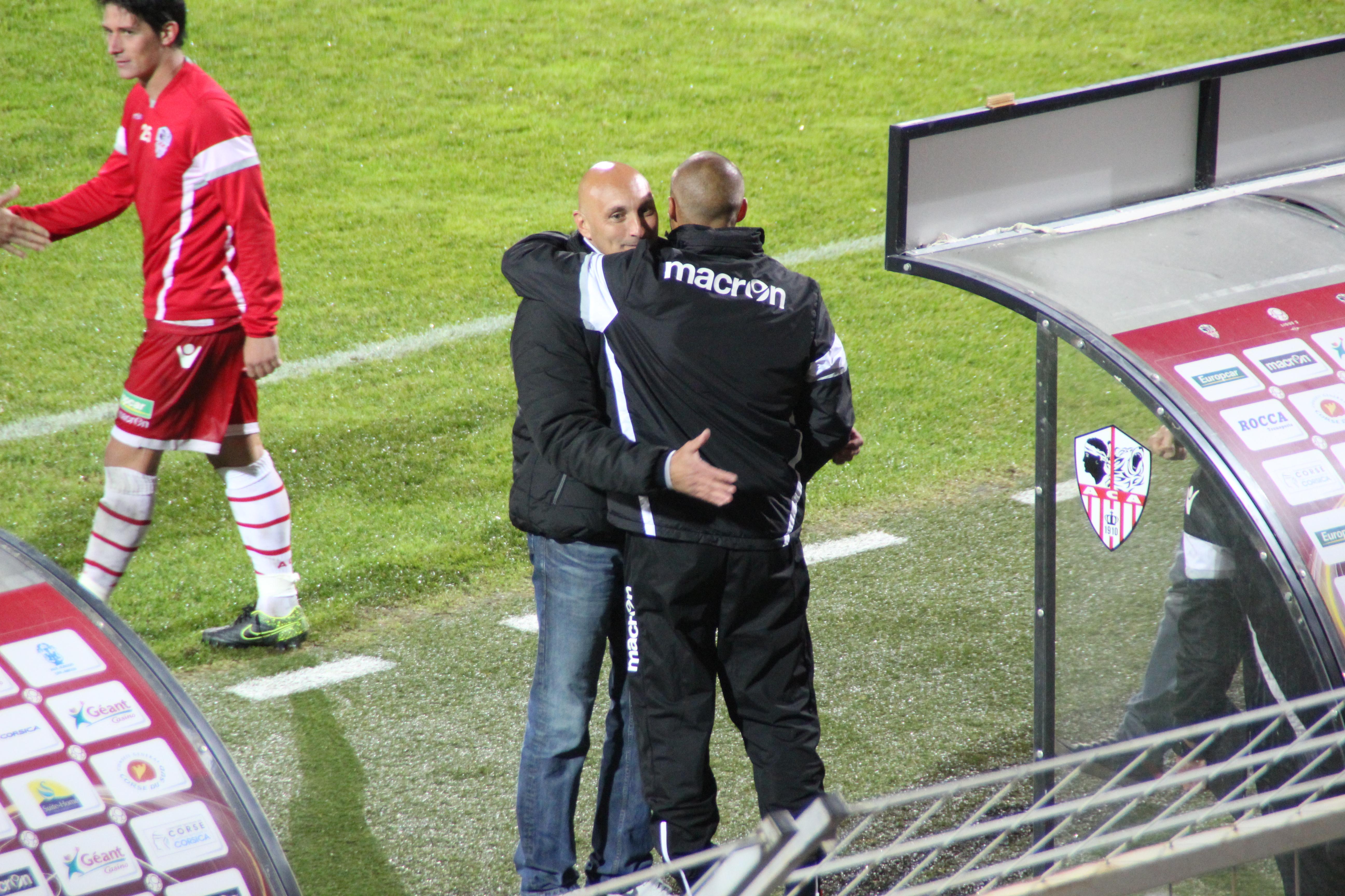 Olivier Pantaloni : Soulagé (Photos OC)