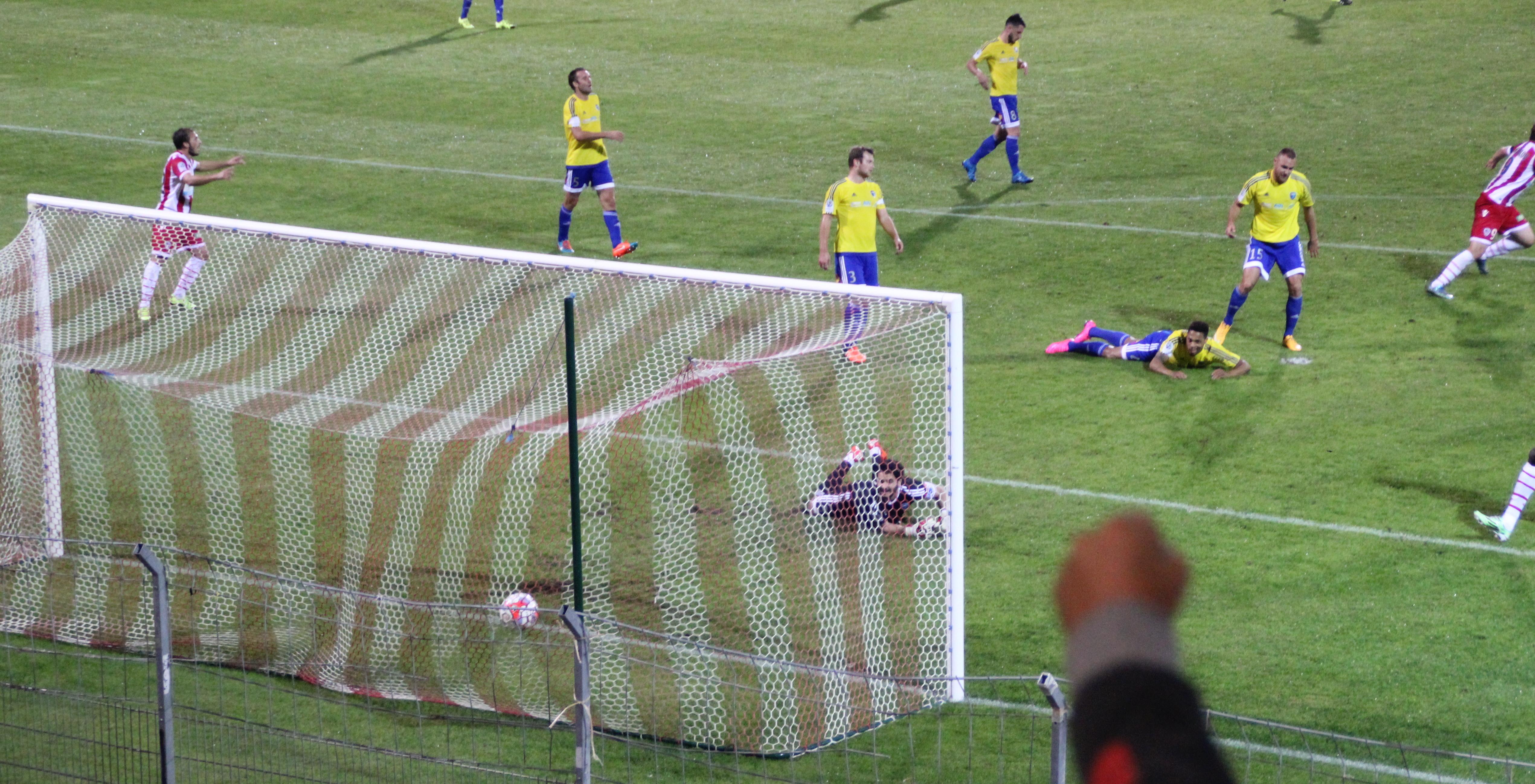 ACA-Bourg-en-Bresse vu par Baptiste Gentili : Une victoire porteuse d'espoir
