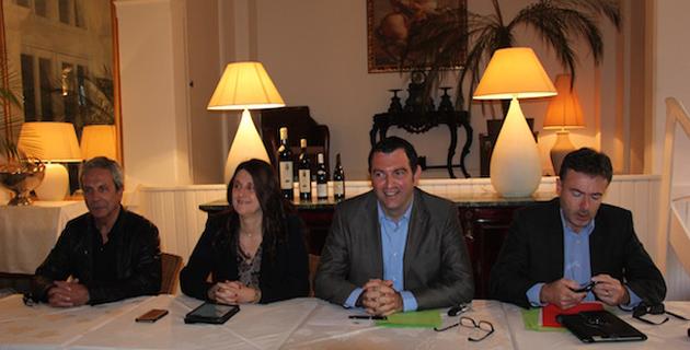 Jean-Charles Orsucci- Vanina Pieri : « Nous ne sommes la force d'appoint de personne »