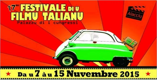 Le 17ème Festival du film Italien d'Ajaccio, c'est tout de suite!