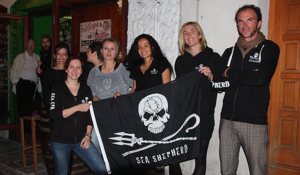 Sea Shepherd s'installe en Corse