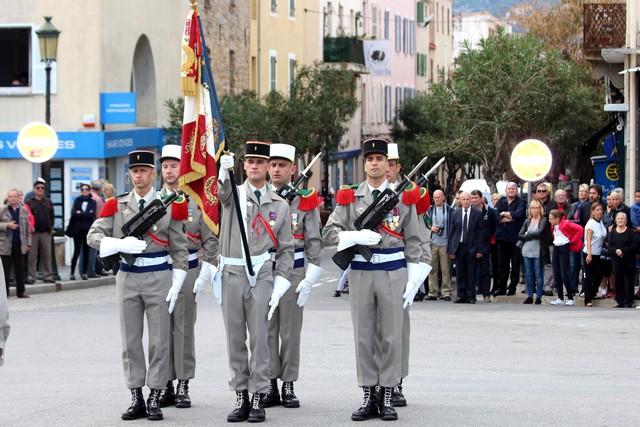 L'hommage de Calvi aux soldats morts pour la France