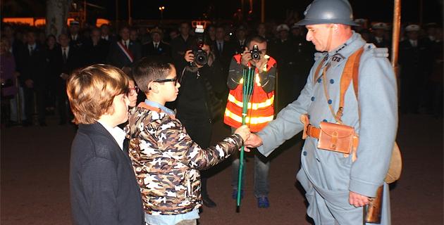 Bastia : Les Géants de l'Histoire étaient encore plus grands en nocturne