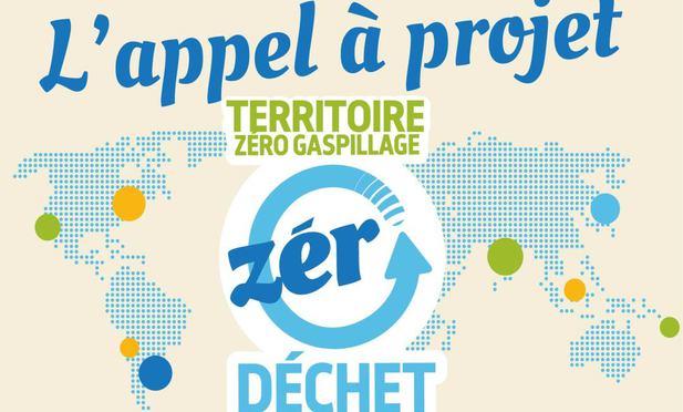 Le Syvadec lauréat de l'appel à projet « territoire zéro gaspillage, zéro déchet »