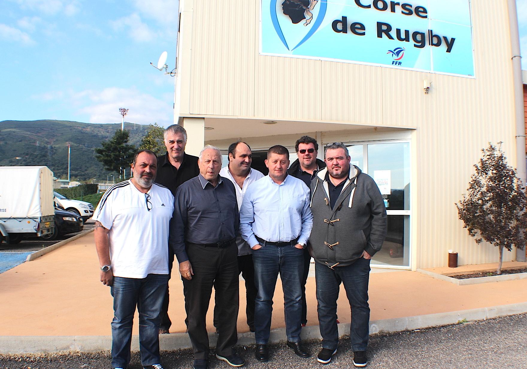 Afffaire des cadets du RC Lucciana : La réplique du Comité corse de rugby