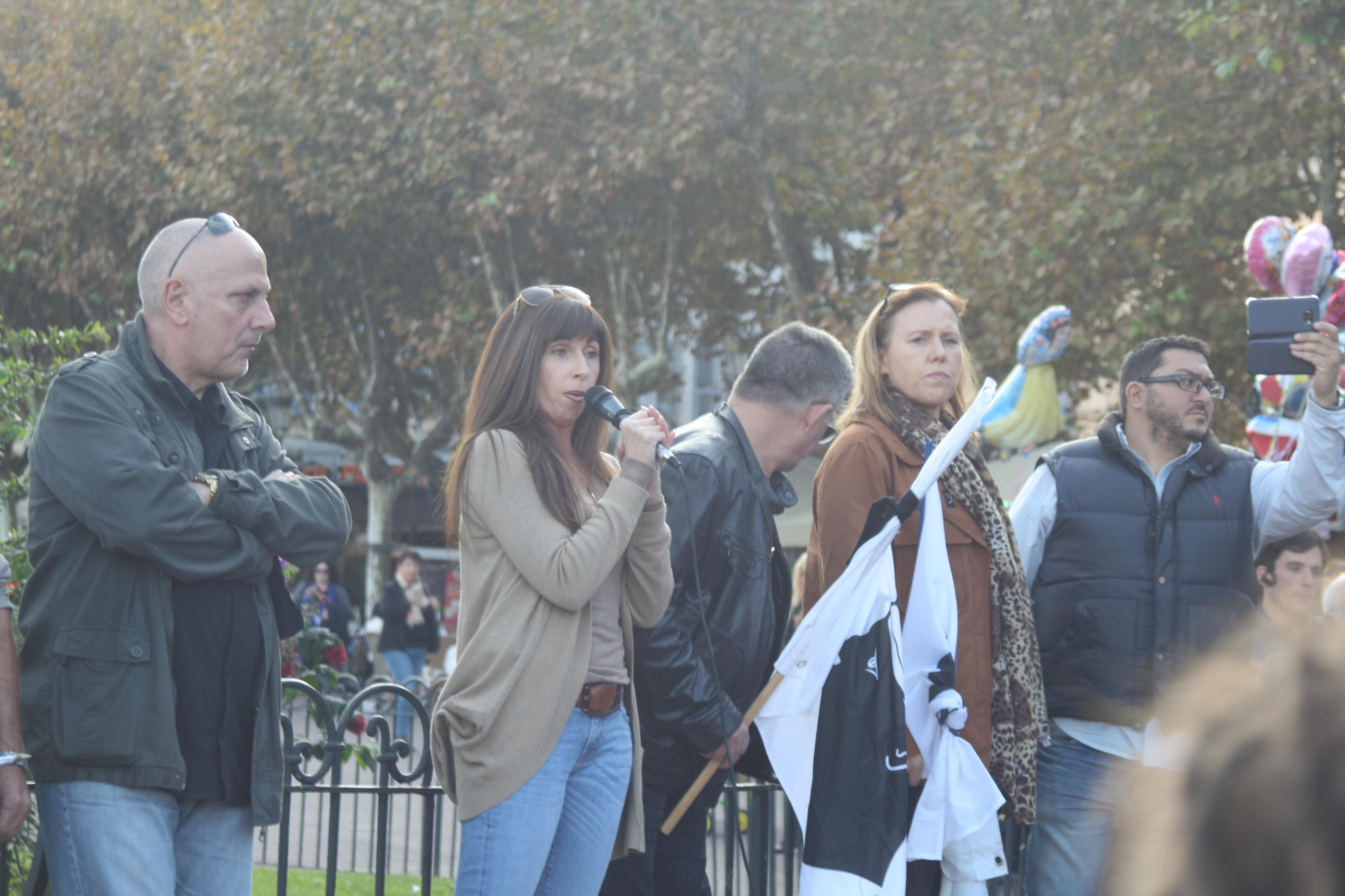 Attentats de Paris : Une manifestation (pacifique ?) à Bastia