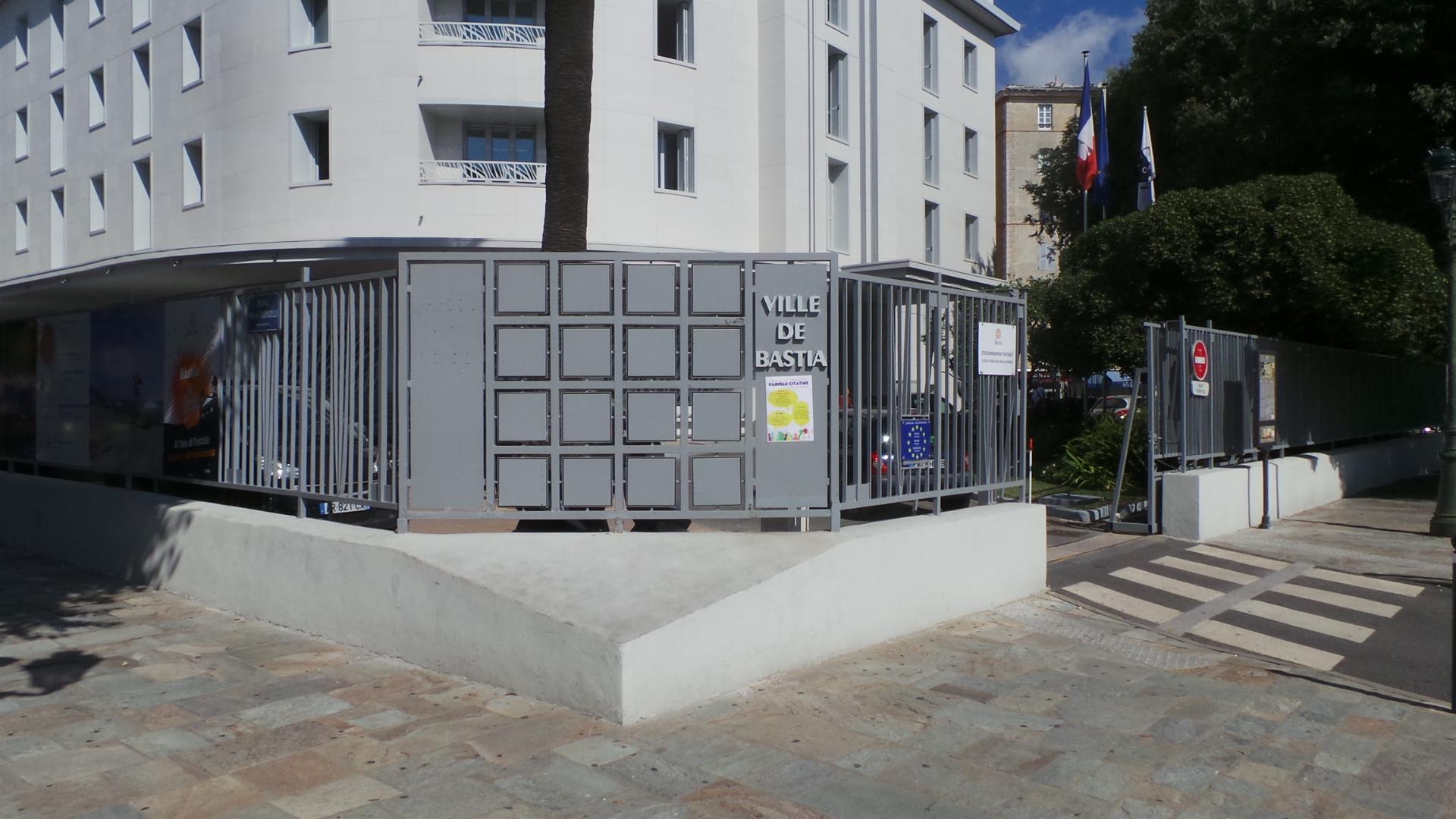 Attentats de Paris : La municipalité appelle les Bastiais au recueillement
