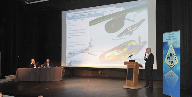 Ajaccio : Corse Composites Aéronautiques accueille les Journées techniques du SAMPE