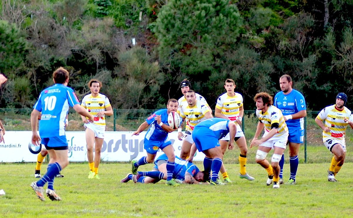 Bastia XV face à Berre : Difficile mais pas impossible !