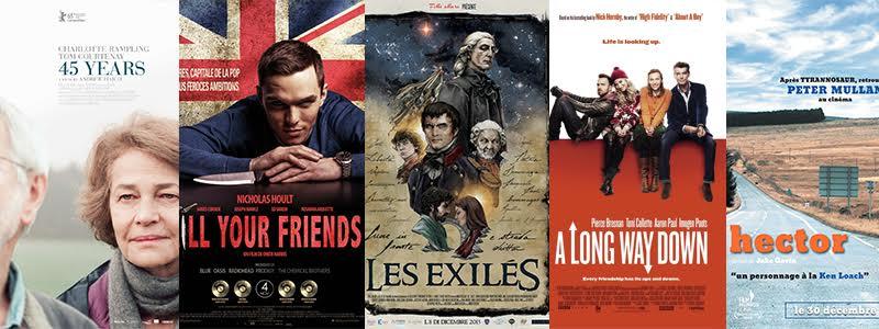 Sélection des films en avant-premières du festival.
