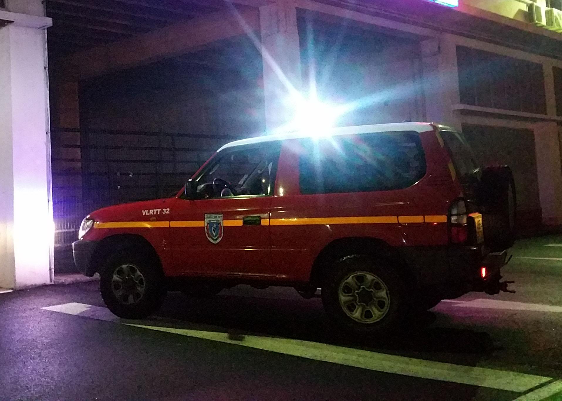 Ajaccio : Début d'incendie à l'Agence Régionale de la Santé