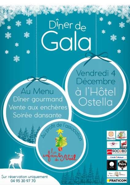 "Bastia : Le gala des ""Enfants de Noël"""