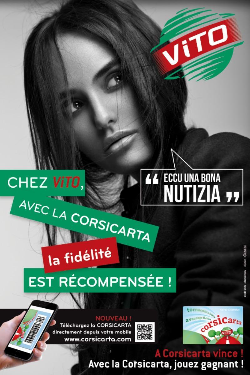 Vito : Le plein d'idées pour une meilleure image de la Corse