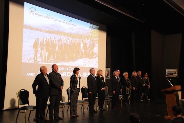 Rassembler pour la Corse : « Notre projet peut redonner sa chance à la Corse »
